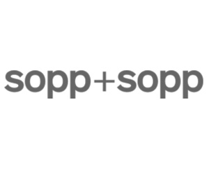 Sopp and Sopp logo